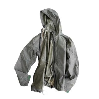 L6  Wet Weather Jacket 100% nylon jacket  表記M  アーミーグリーン