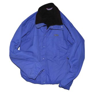 Patagonia ナイロンジャケット(Made in U.S.A.)表記xL Blue