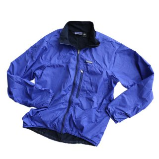 Patagonia nylon jacket(MADE IN FABRIQUE A U.S.A)表記M BLUE