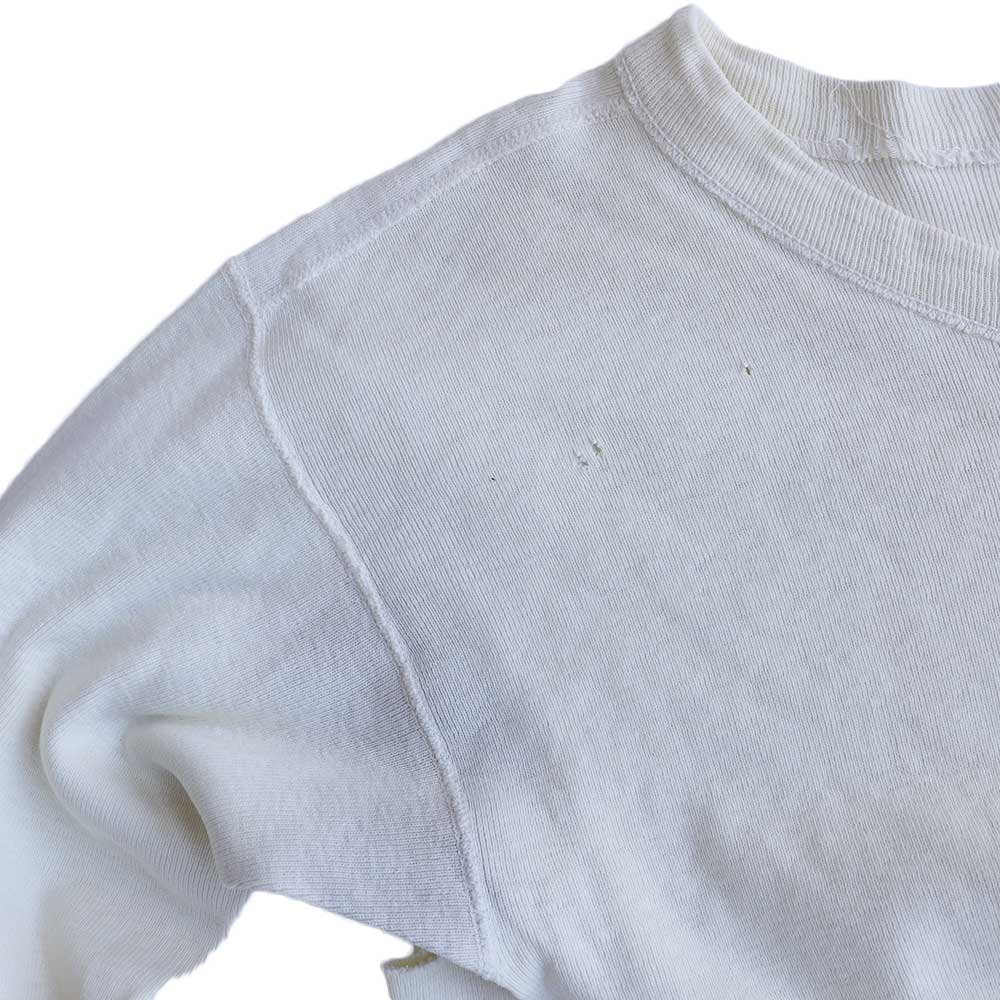 w-means(ダブルミーンズ) PENNEY'S TOWNCRAFT 100% COTTON サーマル  表記44  生成色 詳細画像3