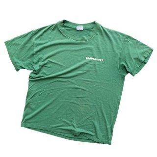 TRADER JOE'S  50/50 半袖Tシャツ 表記L  GREEN