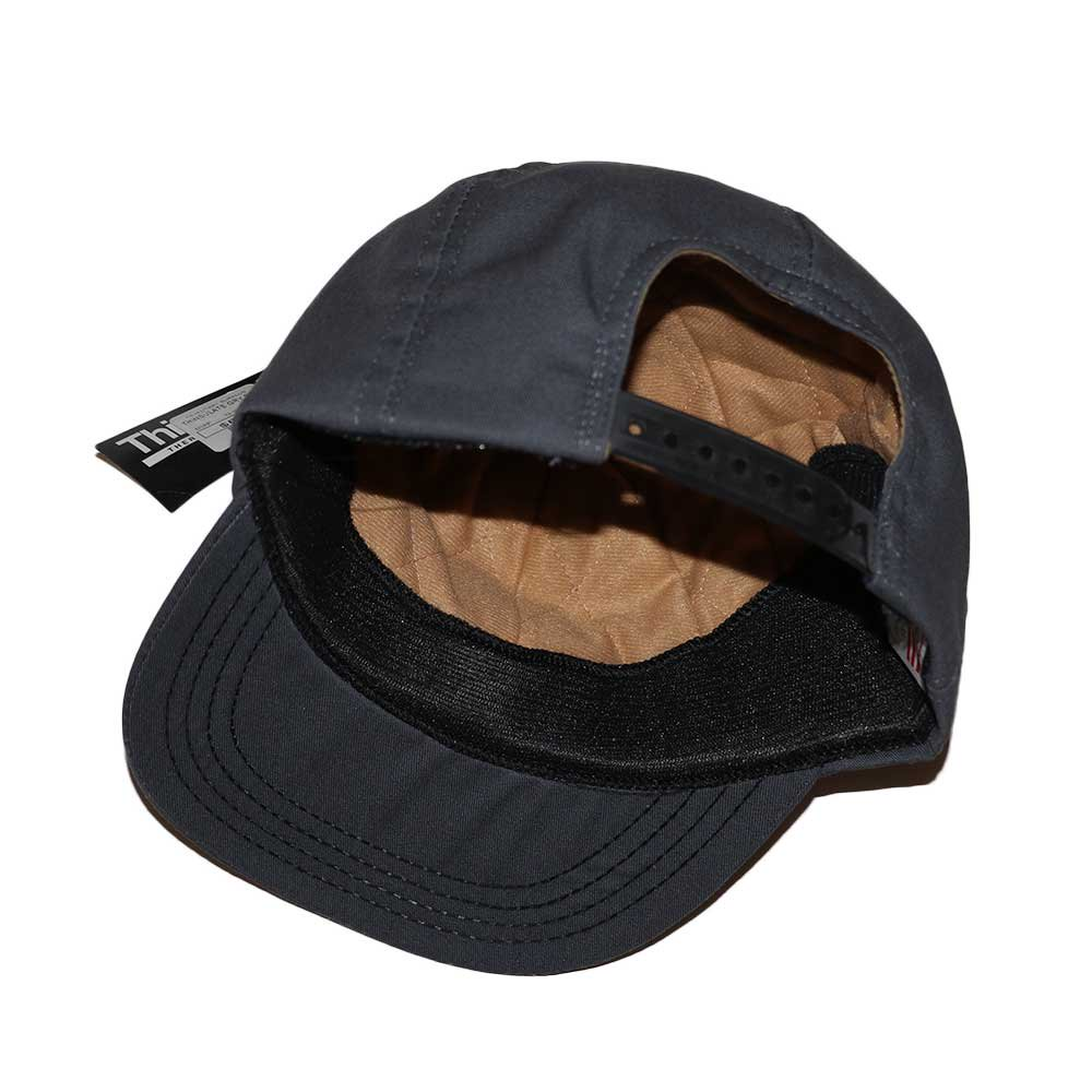 w-means(ダブルミーンズ) 3M Thinsulate Work Cap(Dead stock)表記one size fits all  concrete 詳細画像4