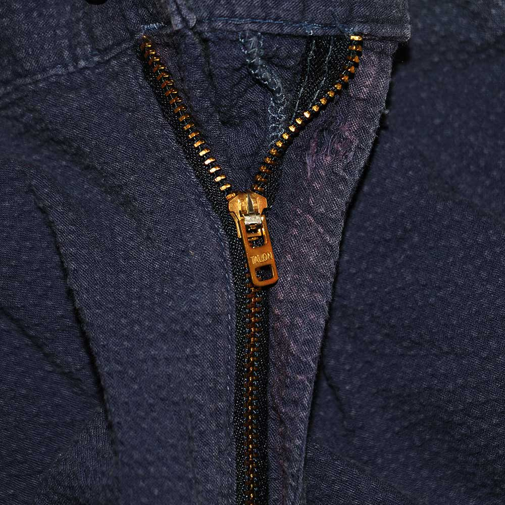 w-means(ダブルミーンズ) Polo Ralph Lauren 100% cotton ショーツ(Made in U.S.A.)表記32  濃紺 詳細画像2