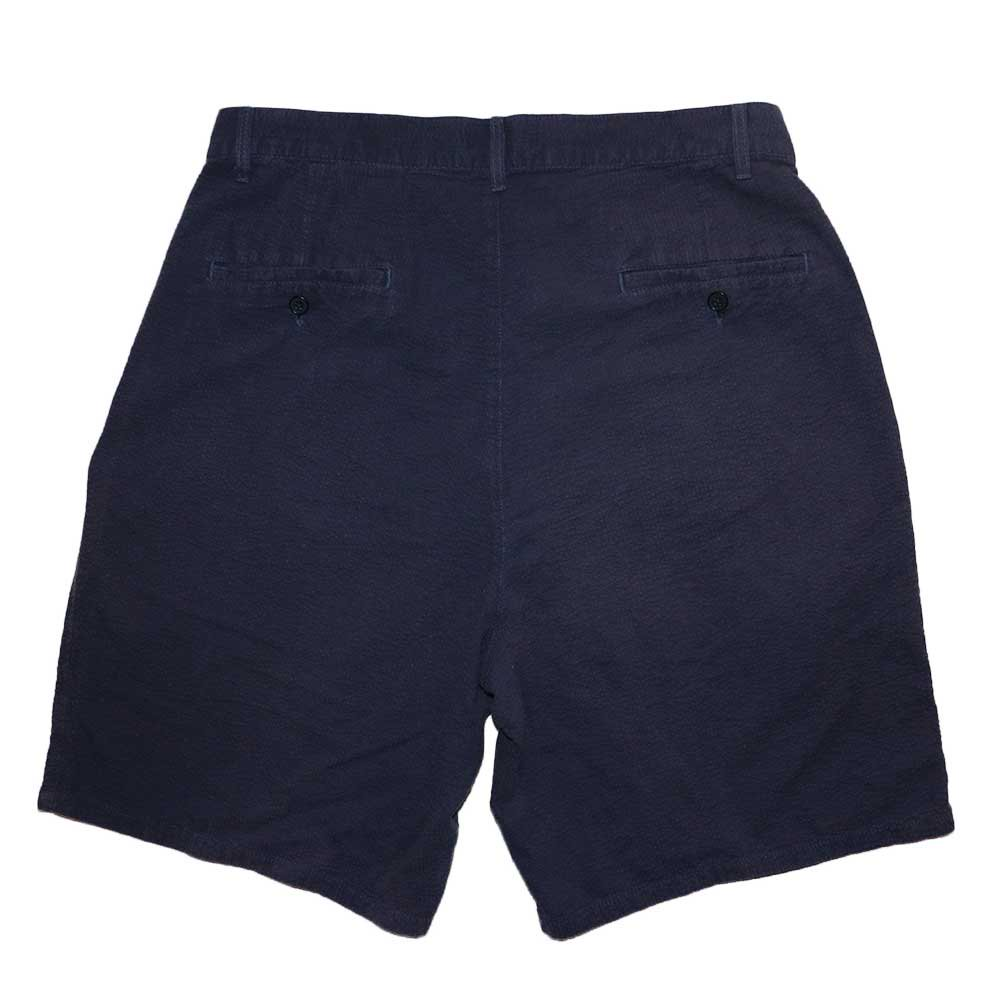 w-means(ダブルミーンズ) Polo Ralph Lauren 100% cotton ショーツ(Made in U.S.A.)表記32  濃紺 詳細画像4