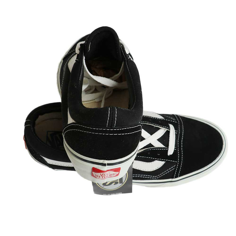 w-means(ダブルミーンズ) 90's VANS Old Skool (Made in China)(Dead Stock)表記8 Black/White  詳細画像5