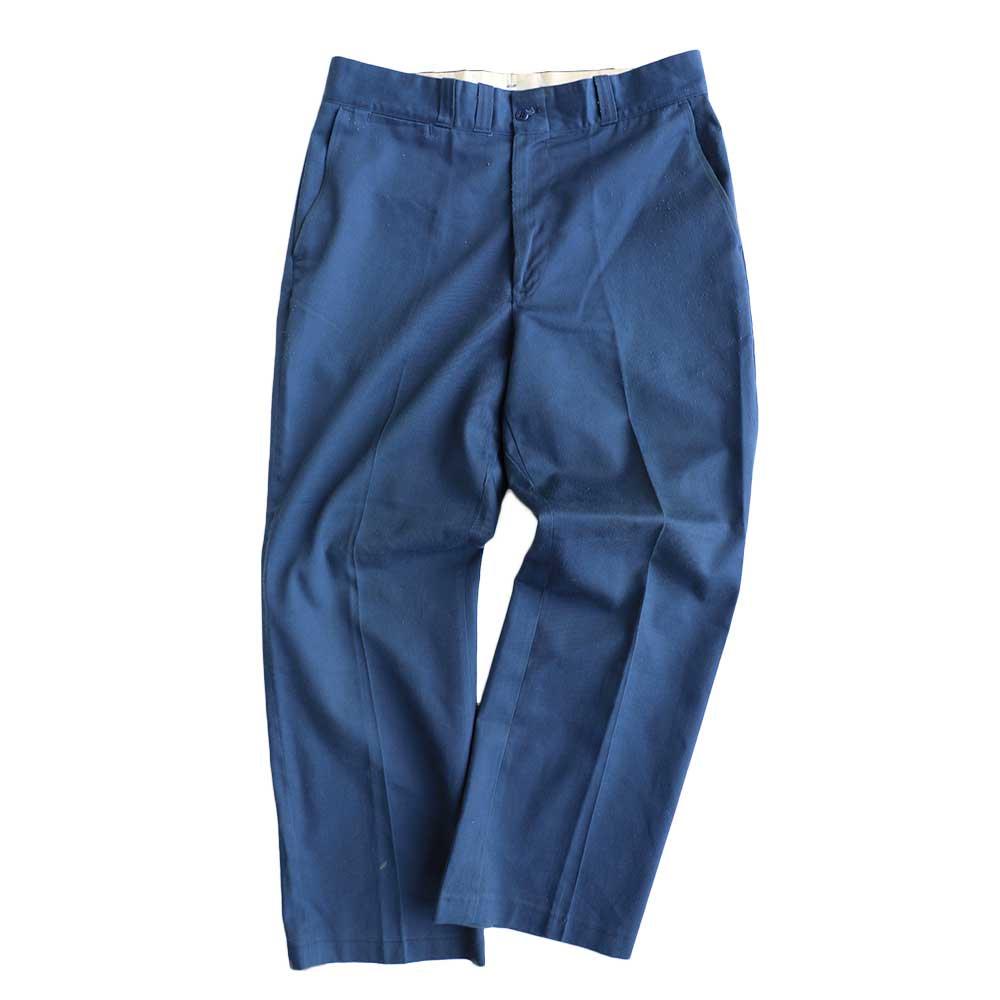 w-means(ダブルミーンズ) JC Penney BIG MAC Work Pants 表記36×30  NAVY 詳細画像