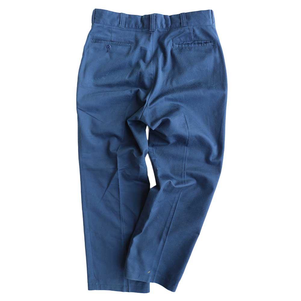 w-means(ダブルミーンズ) JC Penney BIG MAC Work Pants 表記36×30  NAVY 詳細画像4