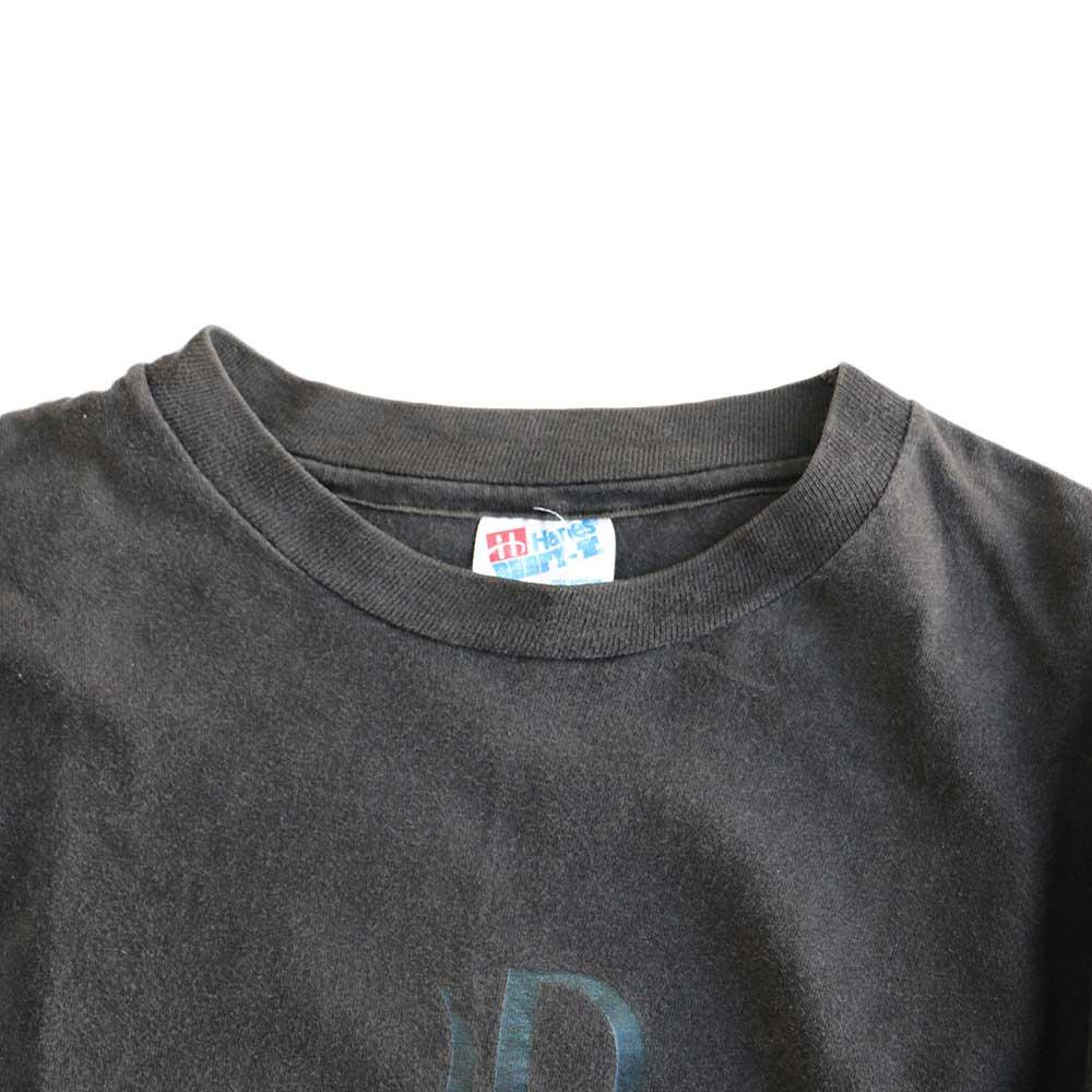 w-means(ダブルミーンズ) REAL SKATEBOARDS コットン半袖Tシャツ(Made in U.S.A)表記L   Black 詳細画像1