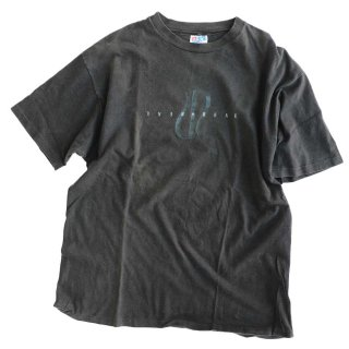 REAL SKATEBOARDS コットン半袖Tシャツ(Made in U.S.A)表記L   Black