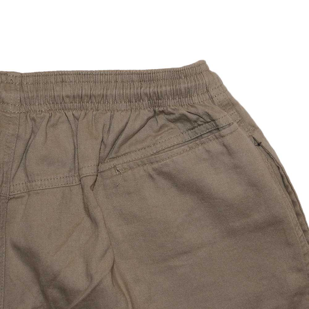 w-means(ダブルミーンズ) old stussy 100%コットンショーツ(Made in U.S.A.)表記L  Beige 詳細画像3