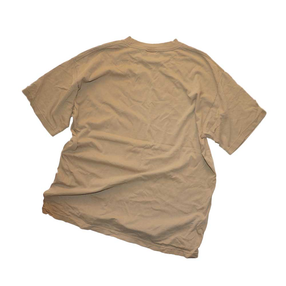 w-means(ダブルミーンズ) INDEPENDENT TRUCK COMPANY コットン半袖Tシャツ(Made in U.S.A.)表記xL  SAND 詳細画像2