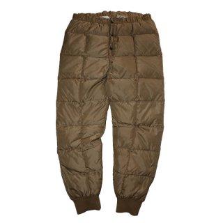 Cabela's Down Pants 表記M シャンパンゴールド