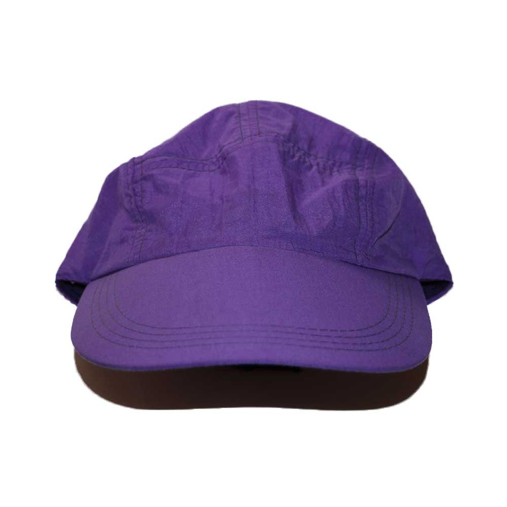 w-means(ダブルミーンズ) Early Winters 100% Nylon Cap(Made in U.S.A.)one size 紫色 詳細画像1