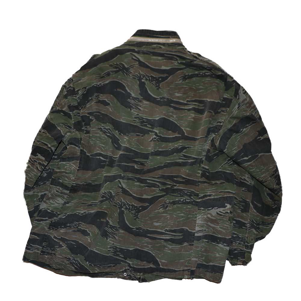 w-means(ダブルミーンズ) M65 FIELD JACKET 表記なし Tigercamo 詳細画像2
