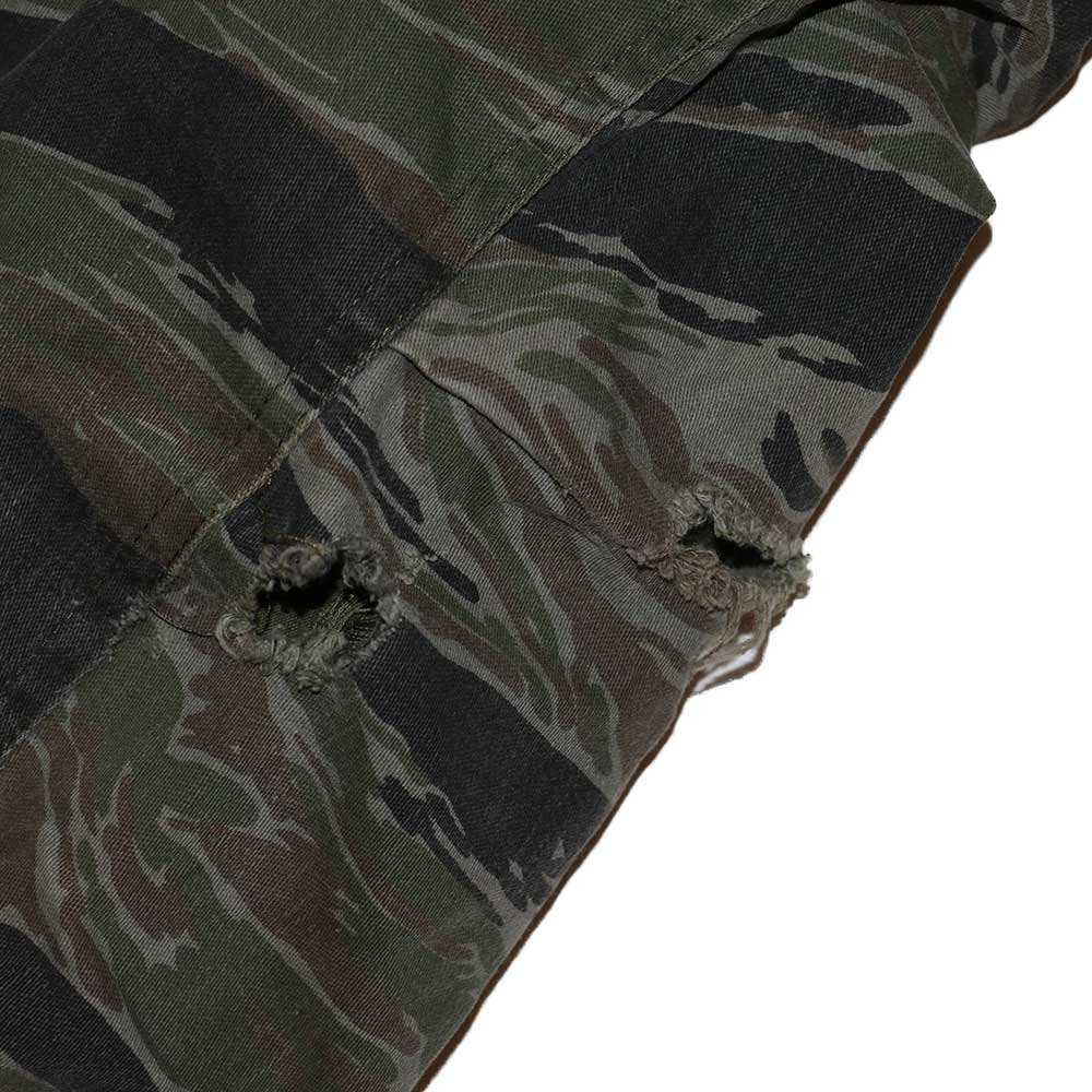 w-means(ダブルミーンズ) M65 FIELD JACKET 表記なし Tigercamo 詳細画像6