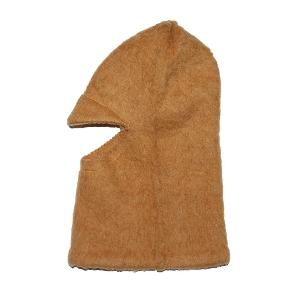 w-means(ダブルミーンズ) FARHAT WOOL目出し帽 one size  beige 詳細画像