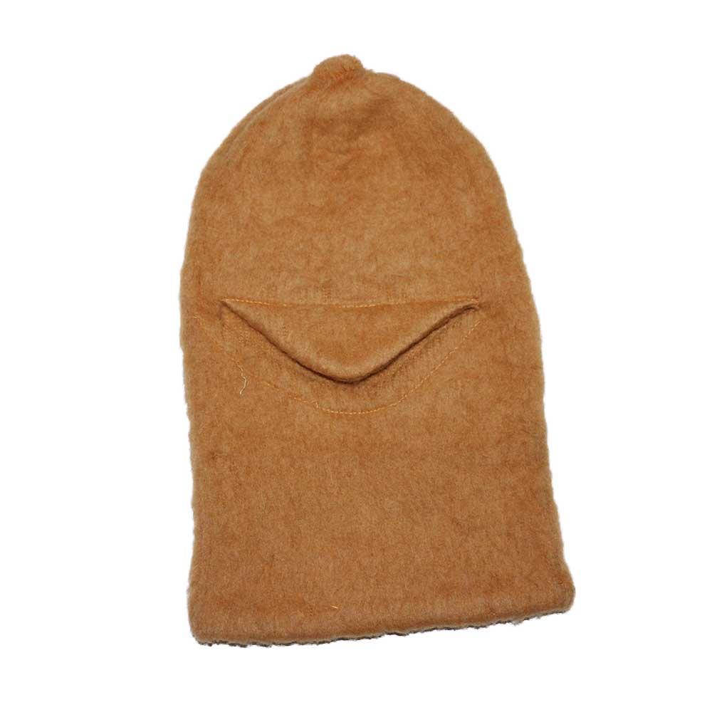 w-means(ダブルミーンズ) FARHAT WOOL目出し帽 one size  beige 詳細画像2