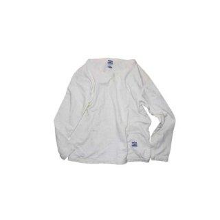 NewYork  BEST BRAND  Laundry ボートネックスウェットシャツ(Made in U.S.A.)表記M  White