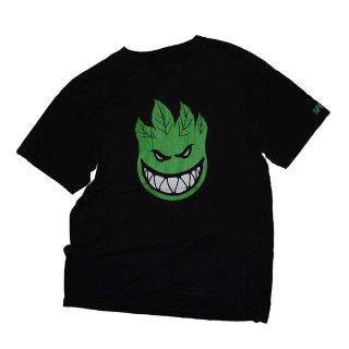 SPITFIRE コットン半袖Tシャツ 表記L  Black