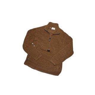 U.S. ARMY POLARTECプルオーバージャケット 表記MEDIUM coyote brown