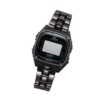 SHARK Free Style Diver Watch(Made in CHINA)one size silver