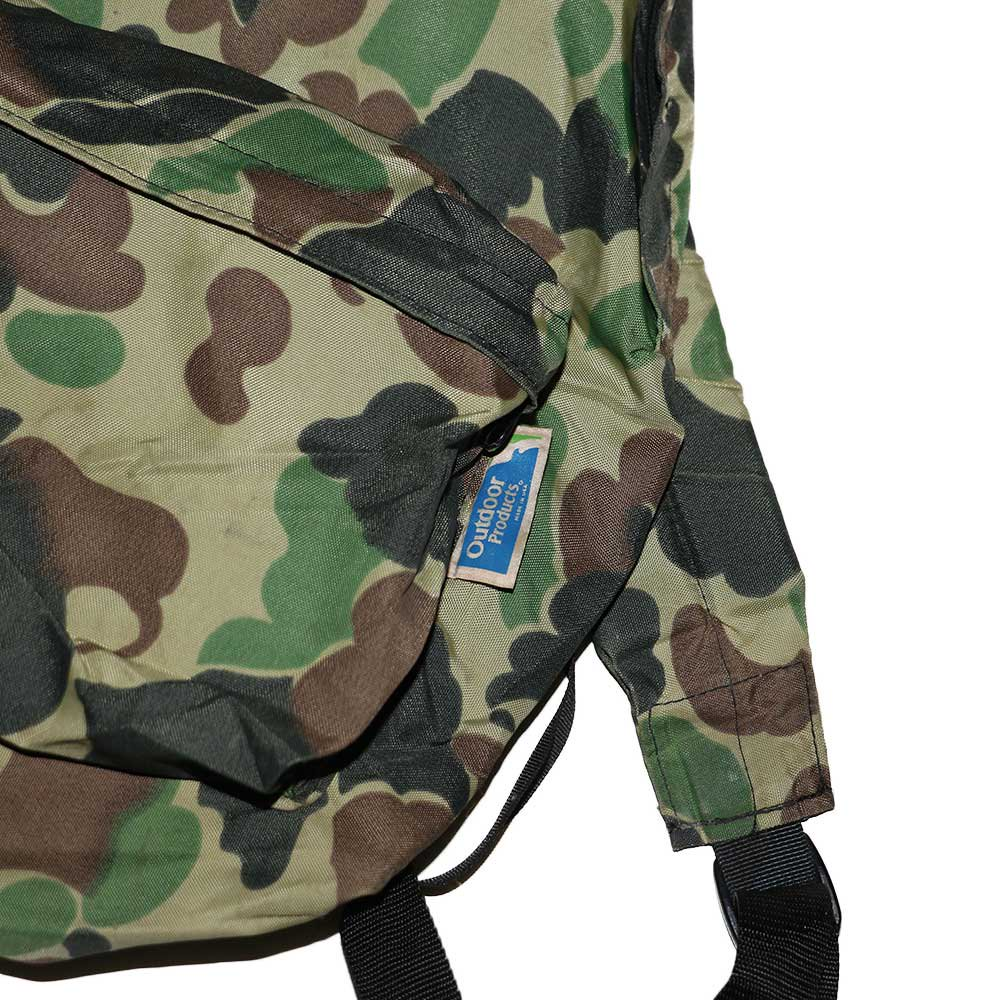 w-means(ダブルミーンズ) Outdoor products ナイロンバックパック(Made in U.S.A.)Hunting Camo 詳細画像2