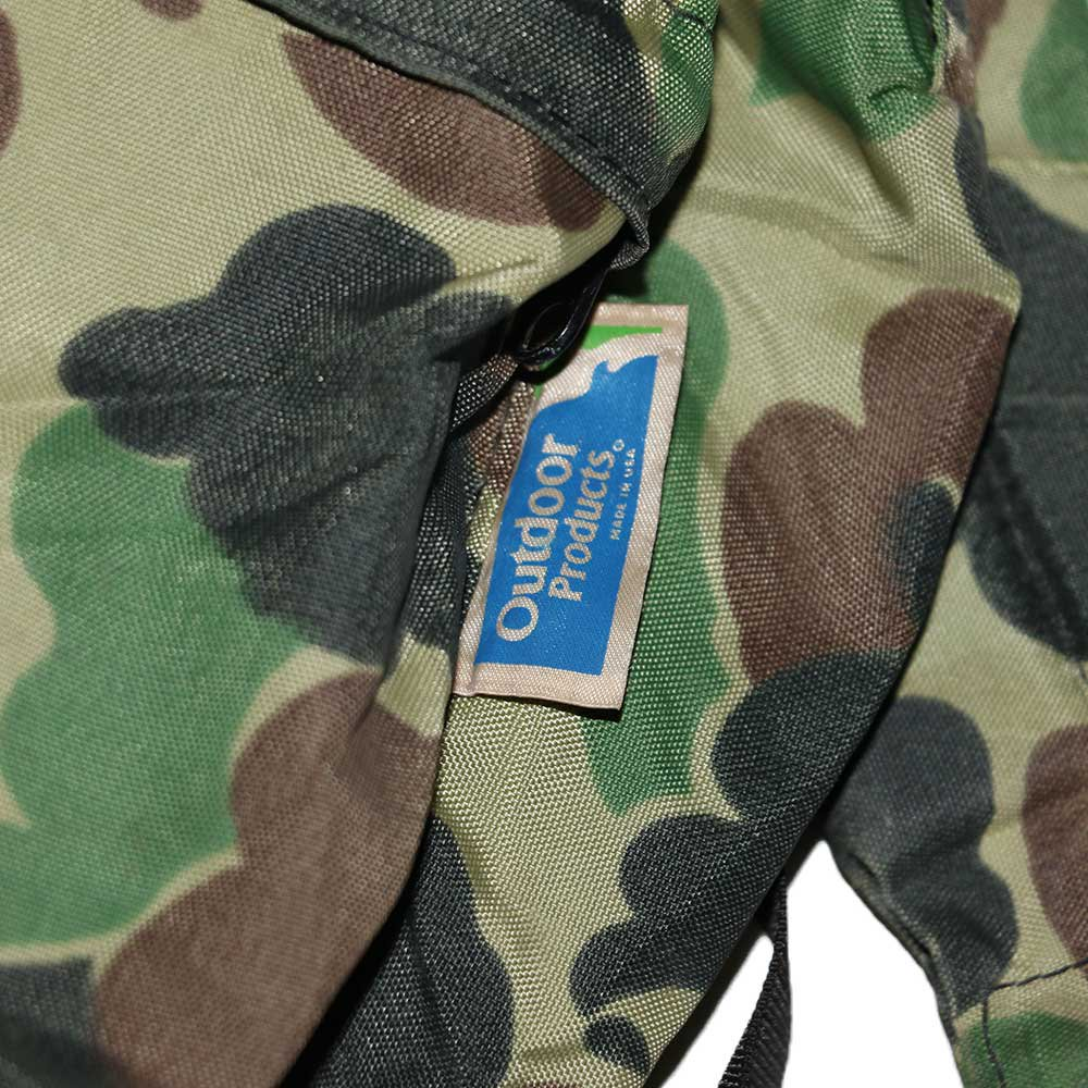 w-means(ダブルミーンズ) Outdoor products ナイロンバックパック(Made in U.S.A.)Hunting Camo 詳細画像3