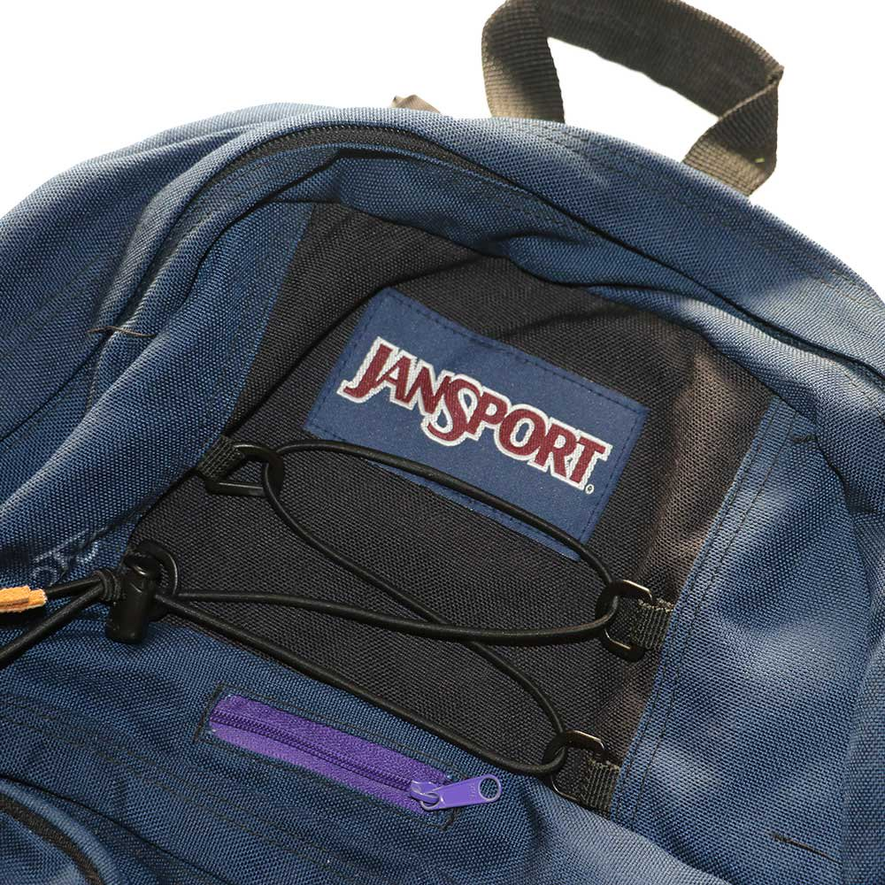 w-means(ダブルミーンズ) JANSPORT ナイロンバックパック  one size  D.Navy 詳細画像1