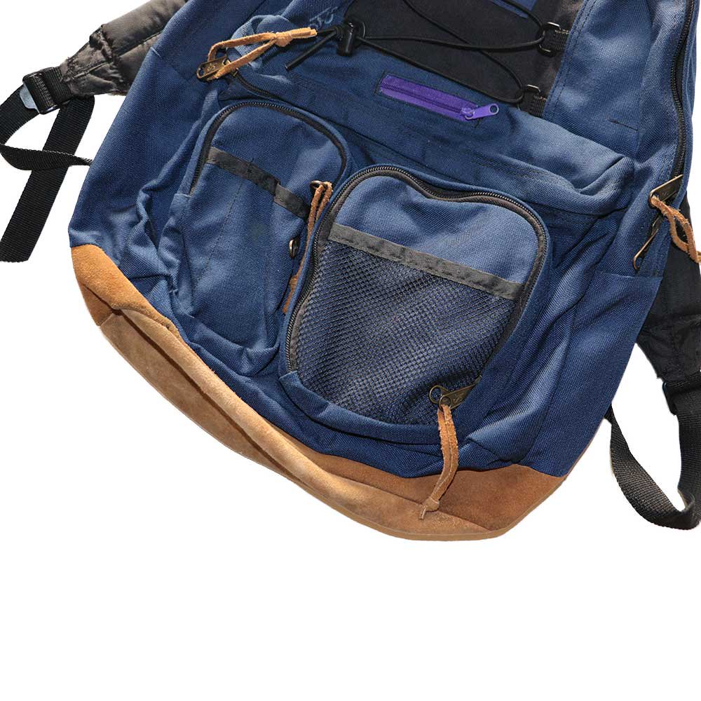 w-means(ダブルミーンズ) JANSPORT ナイロンバックパック  one size  D.Navy 詳細画像2