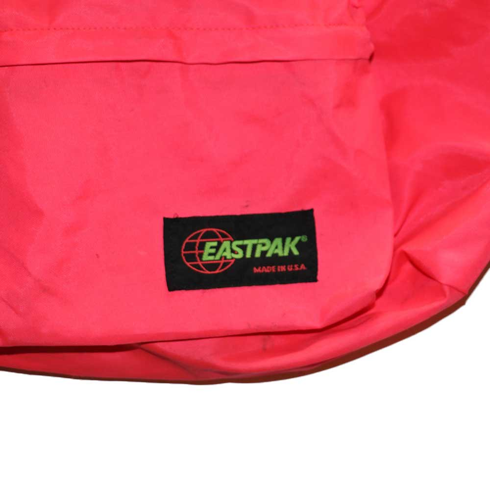 w-means(ダブルミーンズ) EASTPAK  ナイロンバックパック(Made in U.S.A.)one size  PINK 詳細画像1
