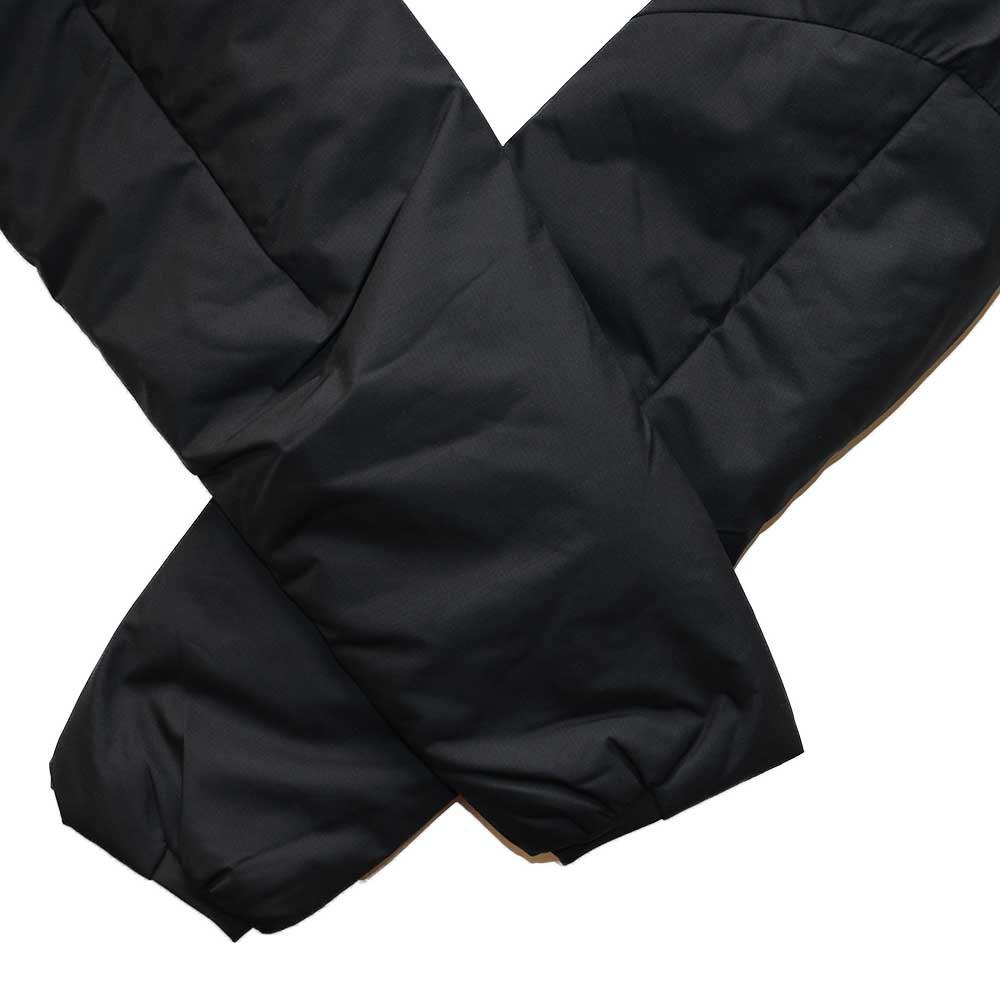 w-means(ダブルミーンズ) Patagonia Mioro Puff Jacket  表記S  Black 詳細画像5