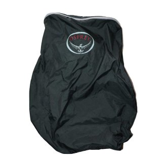 OSPREY AIRPORTER LZ ナイロンバッグ  表記MD  Talkoff Black