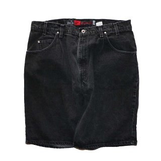 Levis SilverTab Loose デニムショーツ(Made in U.S.A.)表記38  炭黒