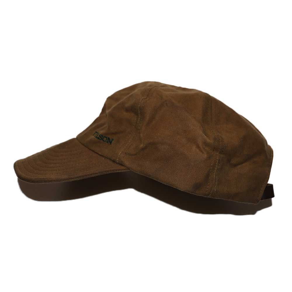 w-means(ダブルミーンズ) FILSON CAP (MADE IN U.S.A.)ONE SIZE FITS ALL  朽葉色 詳細画像