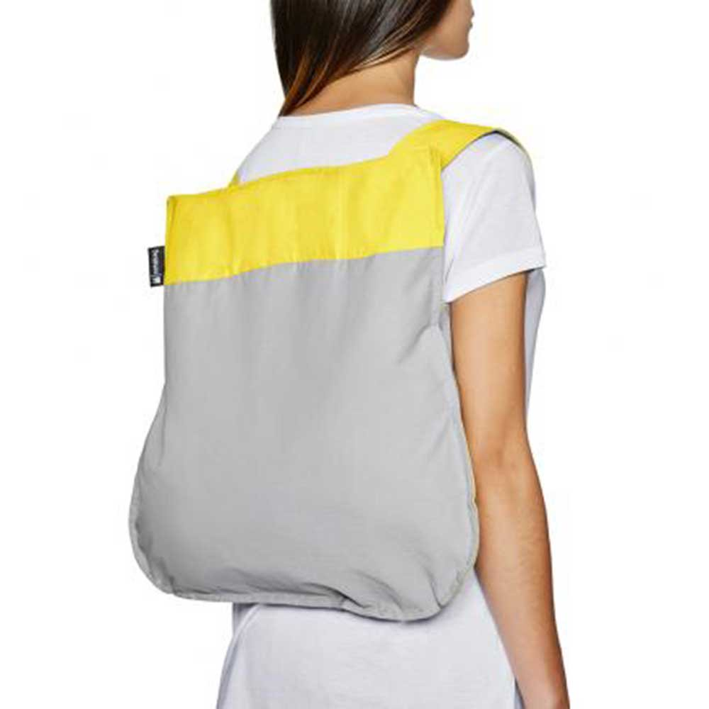 w-means(ダブルミーンズ) not a bag   BAG & BACKPACK  one size  YELLOW / GREY 詳細画像1