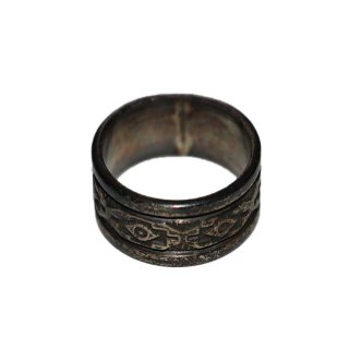 unknown silver ring / one size シルバー