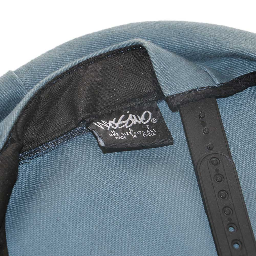 w-means(ダブルミーンズ) MOSSIMO コットンキャスケット  one size fits all  藍色 詳細画像4