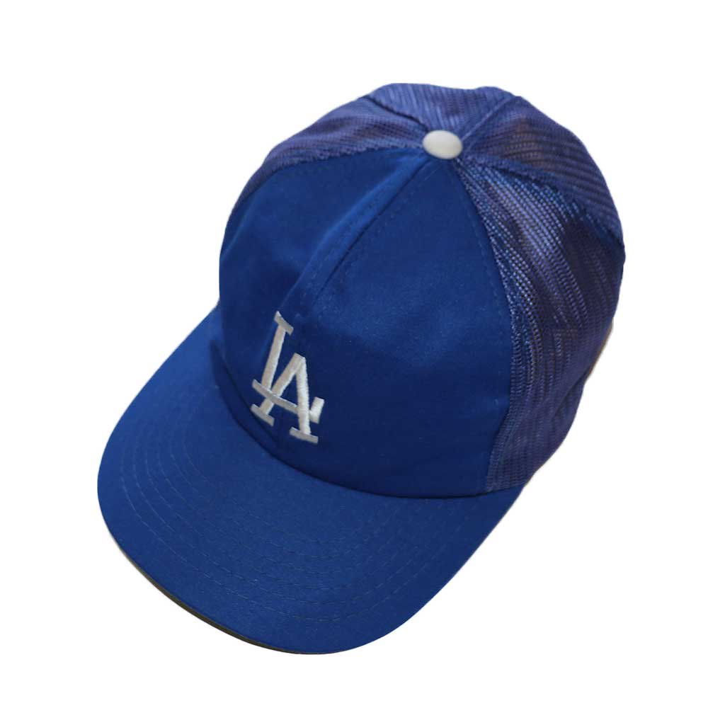 w-means(ダブルミーンズ) Los Angeles Dodgers メッシュキャップ  one size fits all  青 詳細画像