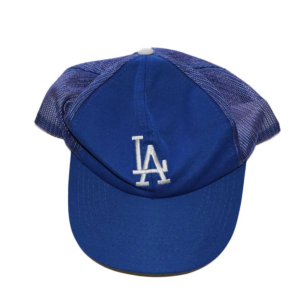 w-means(ダブルミーンズ) Los Angeles Dodgers メッシュキャップ  one size fits all  青 詳細画像1