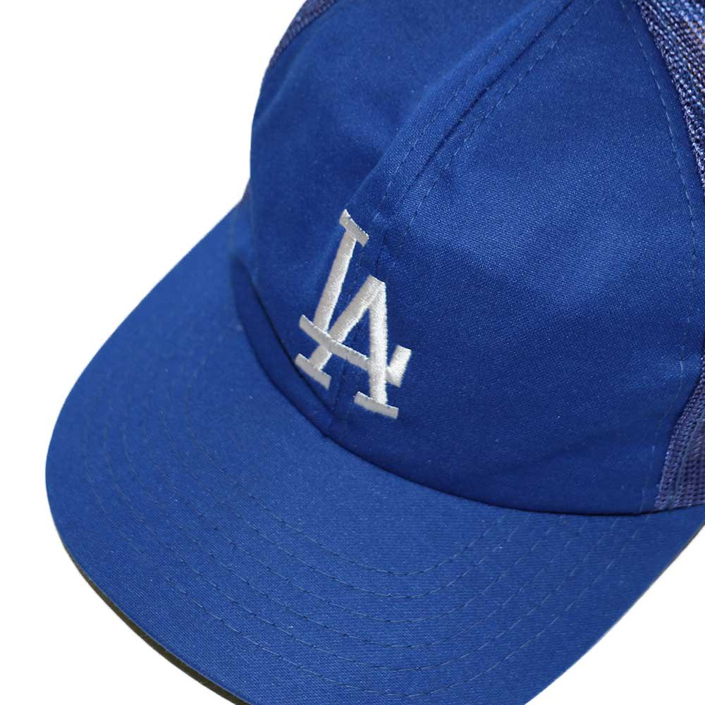 w-means(ダブルミーンズ) Los Angeles Dodgers メッシュキャップ  one size fits all  青 詳細画像5