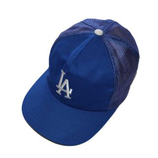 Los Angeles Dodgers メッシュキャップ  one size fits all  青