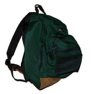 EASTPAK ナイロンバックパック(Made in U.S.A.)One size  Forestgreen