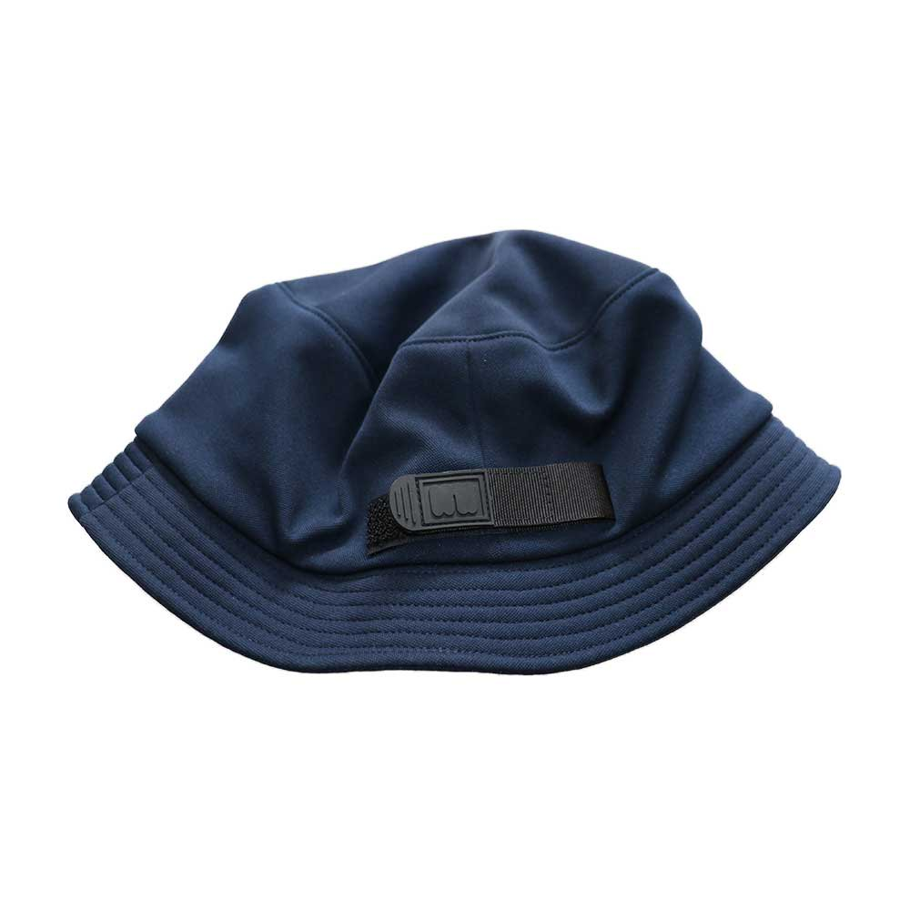 w-means(ダブルミーンズ)  i&i STORE × NOROLL   Jellyfish Hat    one size  Navy 詳細画像1