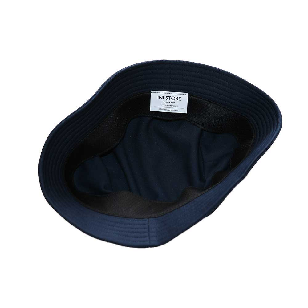 w-means(ダブルミーンズ)  i&i STORE × NOROLL   Jellyfish Hat    one size  Navy 詳細画像2