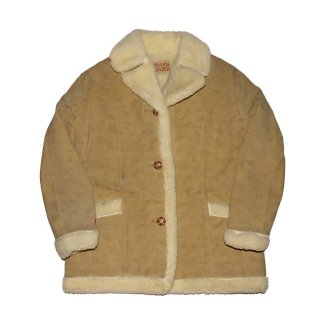 TOWN'N  RANCH  ボアジャケット(MADE IN U.S.A.)表記M  Beige