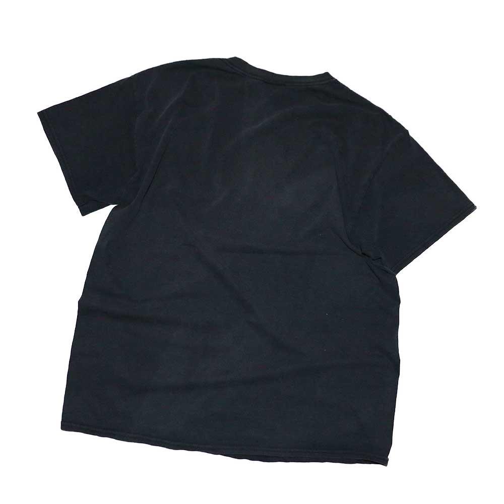 w-means(ダブルミーンズ) THRATHER コットン半袖Tシャツ  表記なし  炭黒 詳細画像3