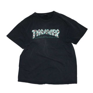 THRATHER コットン半袖Tシャツ  表記なし  炭黒