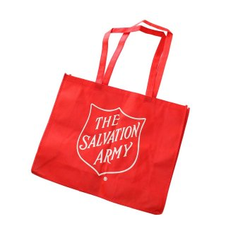 THE SALVATION ARMY ショピングバック Red