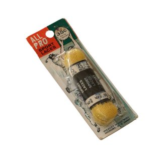 ALL PRP SPORT LACES   45INCH  Yellow