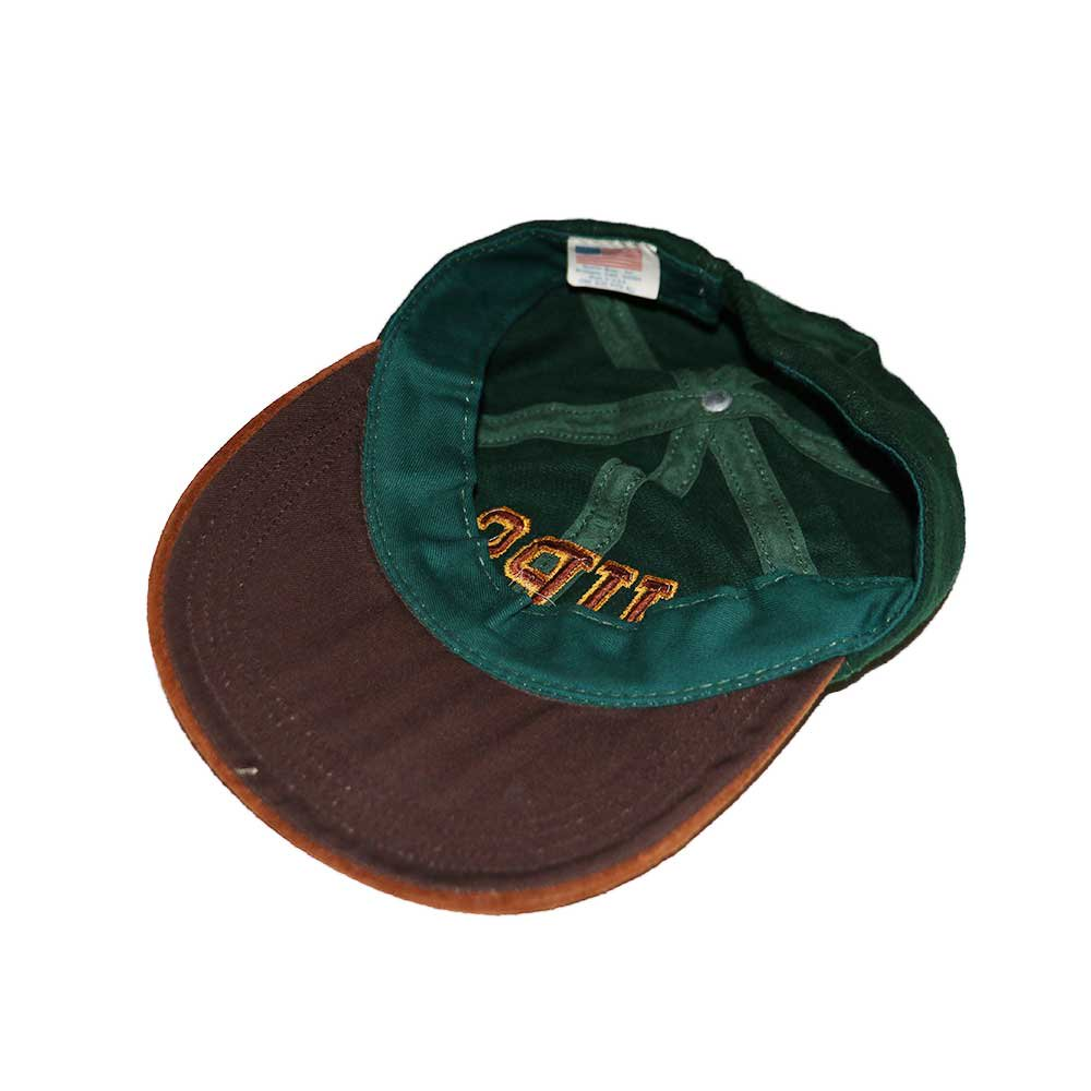w-means(ダブルミーンズ) Goring Bros inc ウールキャップ(Made in U.S.A.)ONE SIZE FITS ALL Forestgreen 詳細画像2